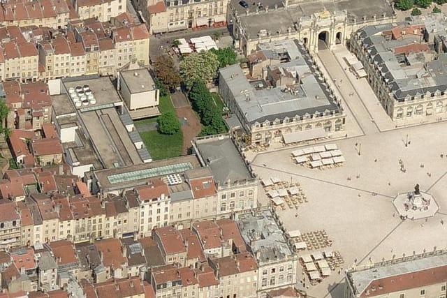 Le musée des Beaux-arts de Nancy