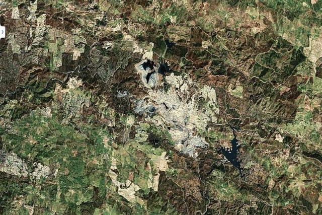 Le parc minier de Riotinto