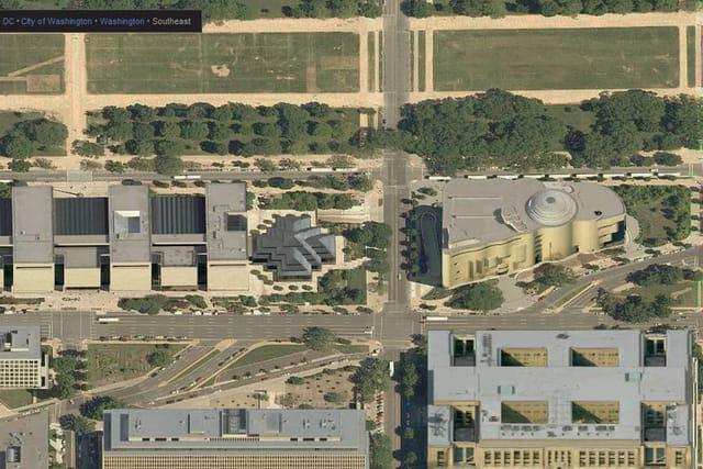 Le musée national des Amérindiens