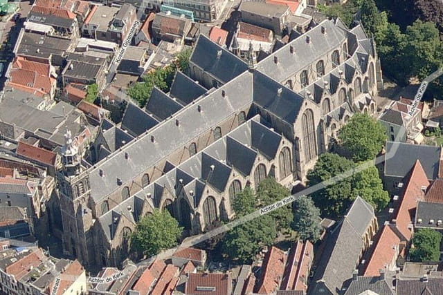 L'église Saint-Jean de Gouda