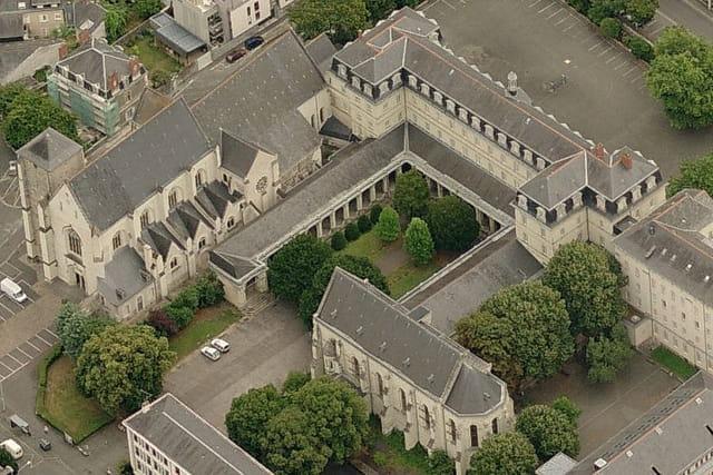 Abbaye Saint-Serge d'Angers