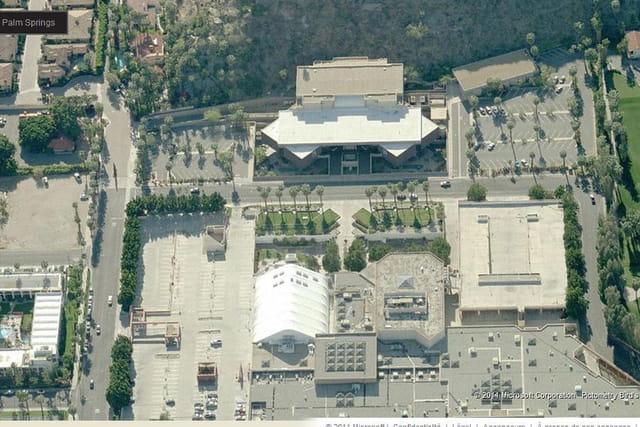 Le musée d'art de Palm Springs