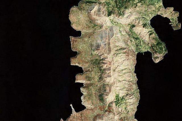Les grottes du Diros