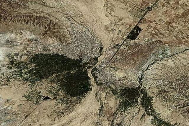 Les piscines romaines de Gafsa
