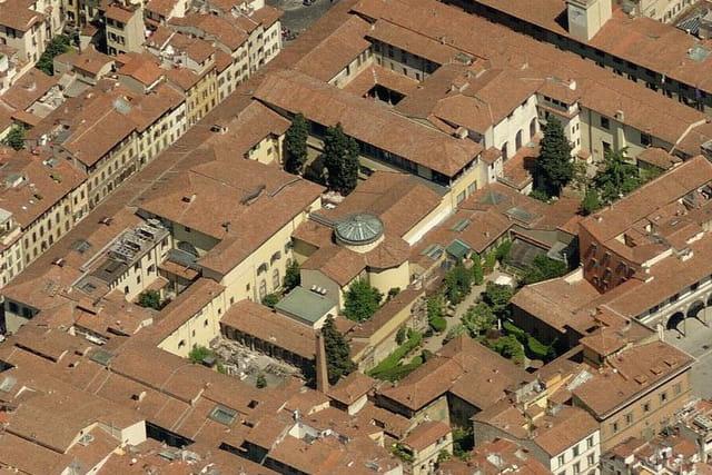 La galleria dell'Accademia de Florence