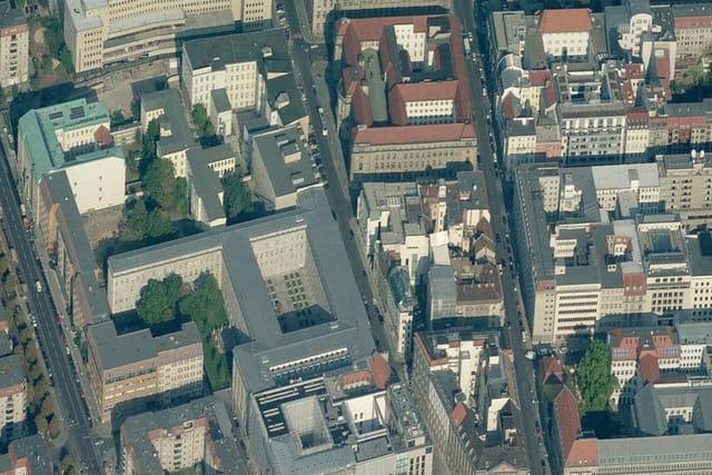 Le centre historique de Berlin