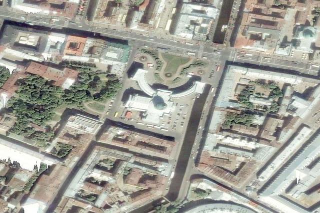 La cathédrale Notre-Dame-de-Kazan