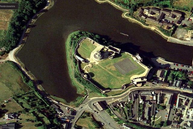 Le château de Pembroke