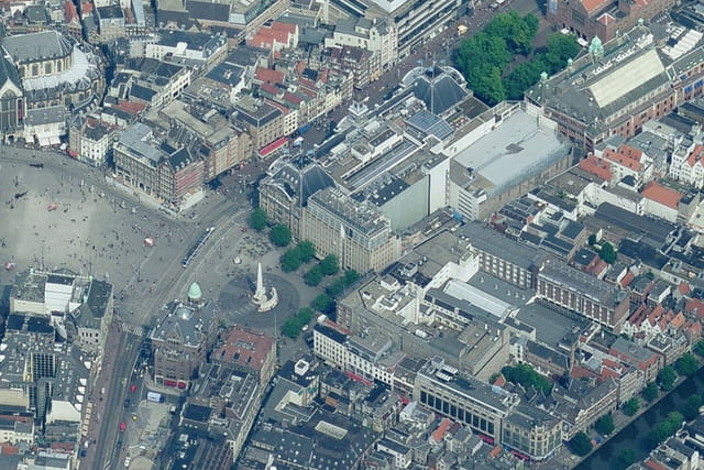 Musée Tussauds d'Amsterdam