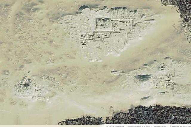 Le mastaba de Mérérouka