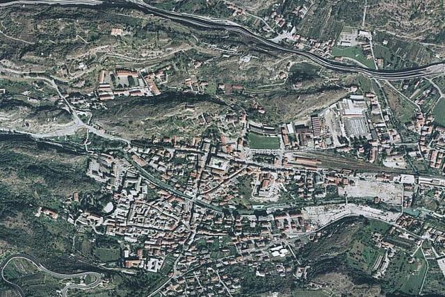 L'abbaye de Saint-Michel-de-la-Cluse