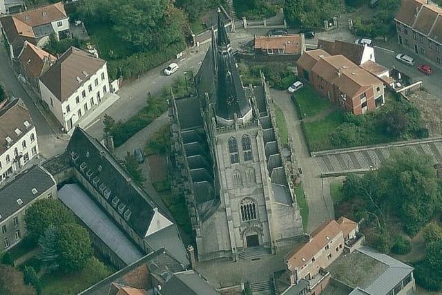 L'église Notre-Dame de Termonde