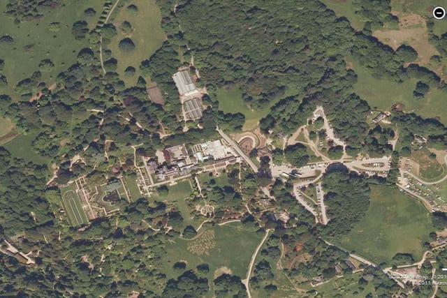 Les jardins de Bodnant