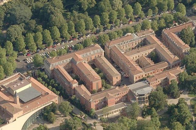 Le muséum d'histoire naturelle de Toulouse