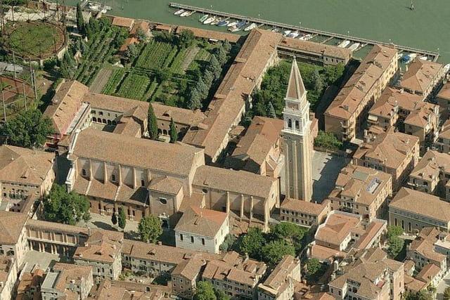 L'église San Francesco della Vigna