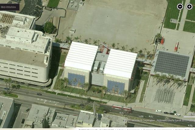 Le musée d'art du comté de Los Angeles