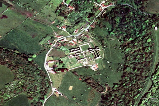 L'abbaye de Rievaulx