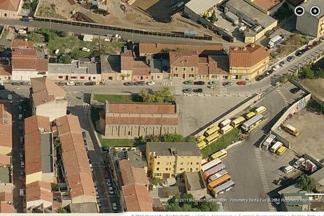 La basilique mineure San Simplicio