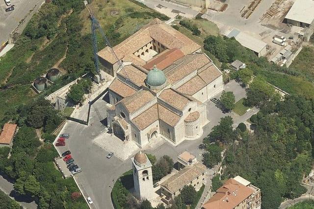 La cathédrale Saint-Cyriaque