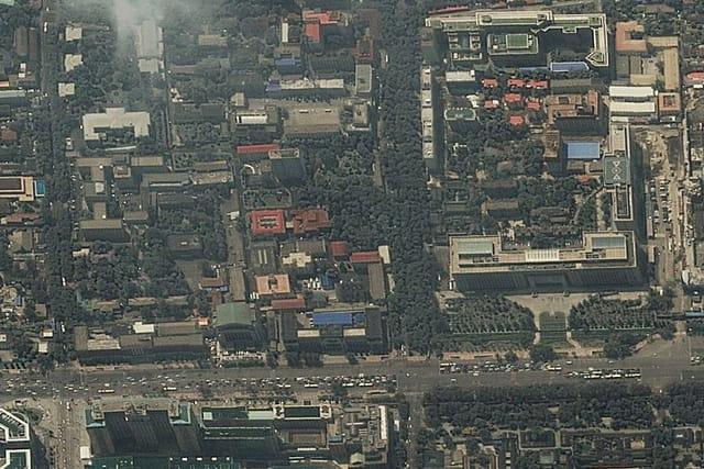 Tombeaux des empereurs Ming et Qing à Pékin