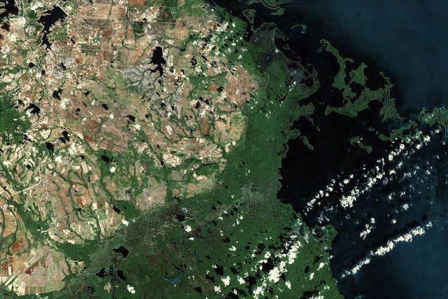 La réserve naturelle du littoral méridional