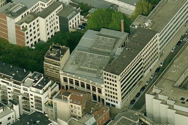 Bruxelles : capitale de la Bande Dessinée