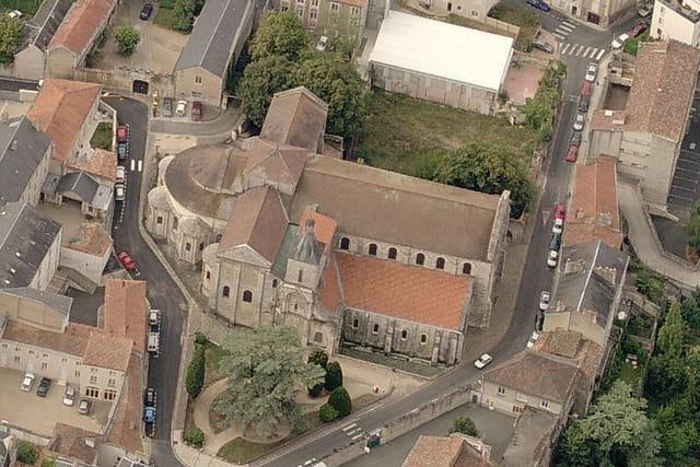 Église Saint-Hilaire-le-Grand de Poitiers