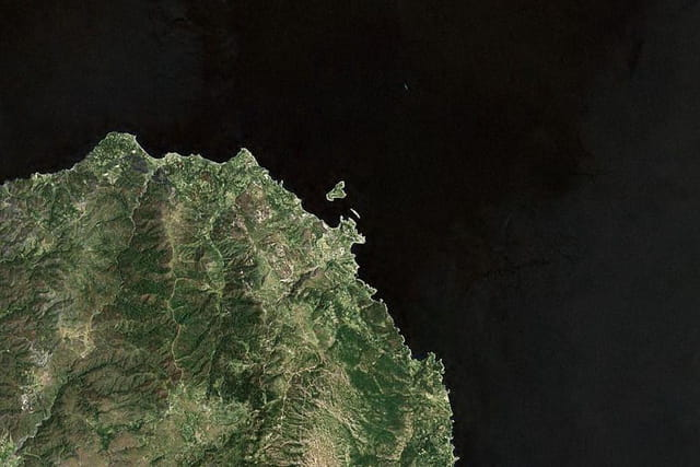 La péninsule de Karaburun