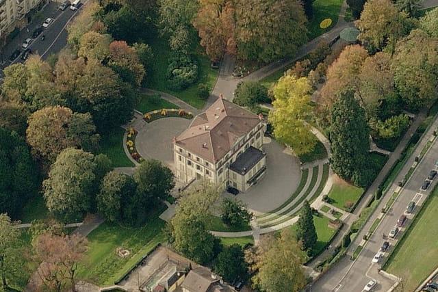 Parc de Mon Repos de Lausanne