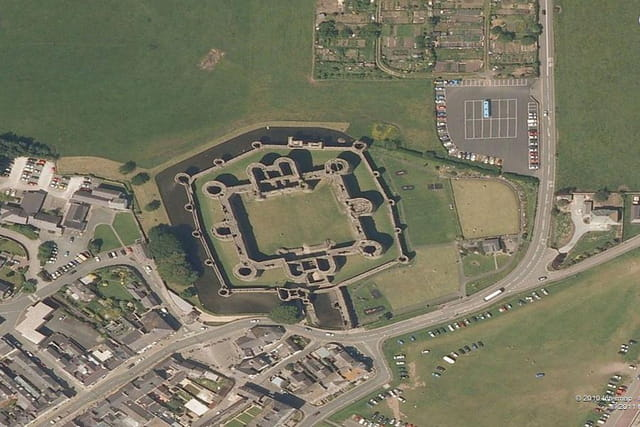 Le château de Beaumaris