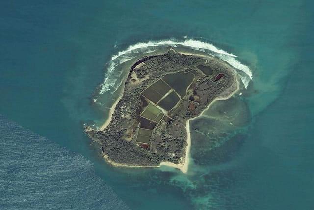 Le circuit de l'île Cabra