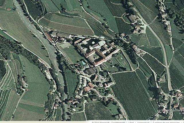 L'abbaye de Novacella