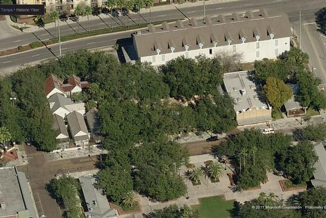 Le musée d'Etat d'Ybor City