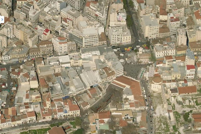 La place Monastiráki