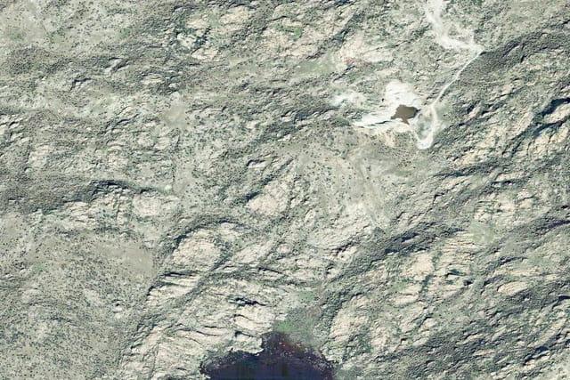 Le site de la Nécropole d'Héraklée