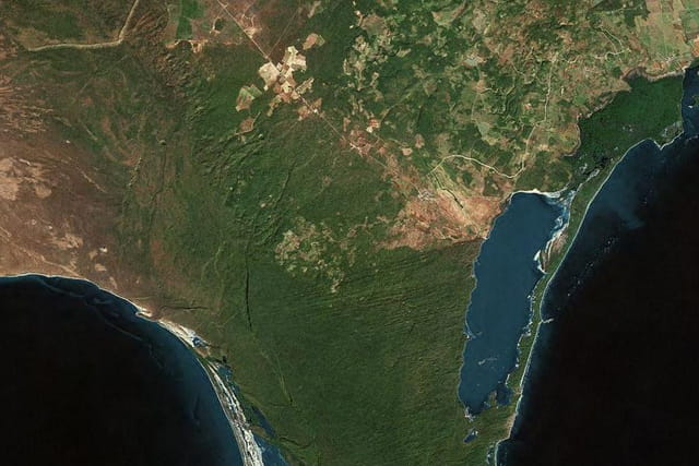 Le parc national de Jaragua
