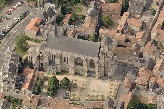 Eglise Sainte-Radegonde de Poitiers