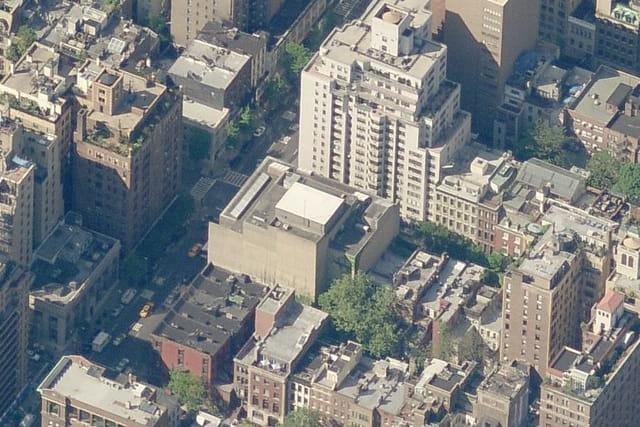 Le musée d'Art américain Whitney
