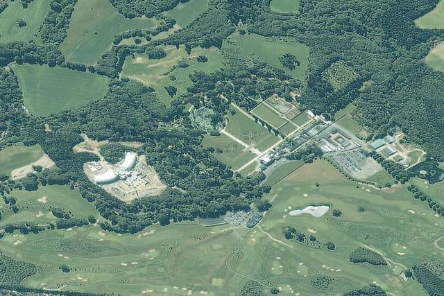 Le château de Powerscourt
