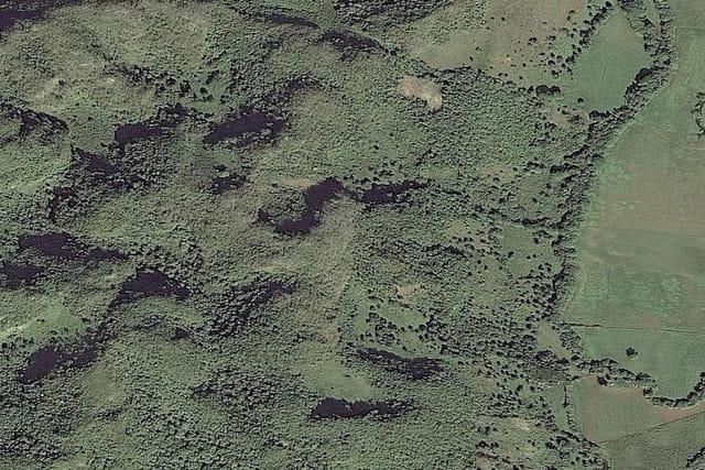 Les mines de larimar d'El Arroyo