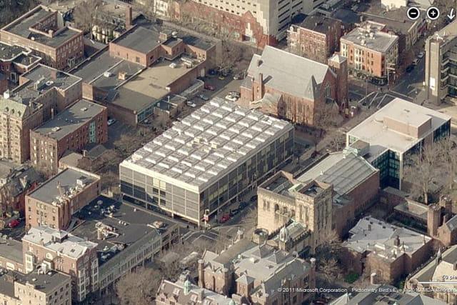 Le musée d'art britannique de Yale