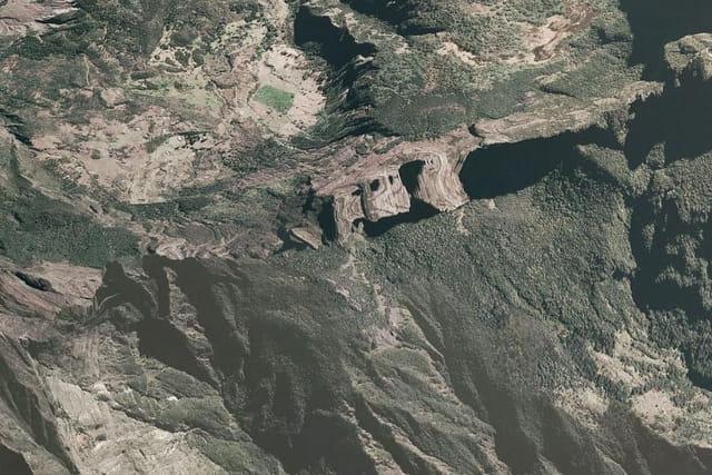 Le sommet du Nez de Boeuf
