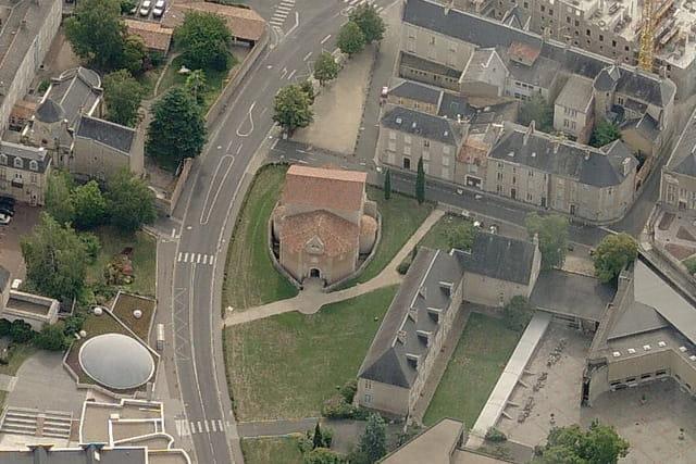 Baptistère Saint-Jean de Poitiers