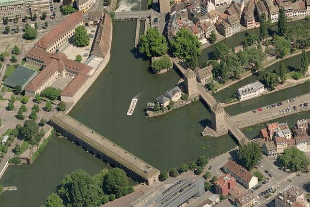 Barrage Vauban de Strasbourg