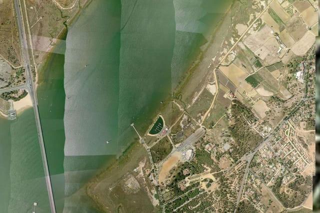 Le site naturel des marais de l'Odiel