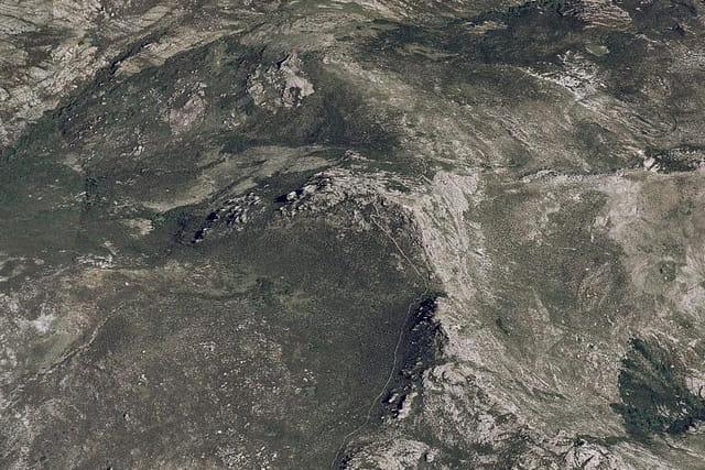 Le monte Stello