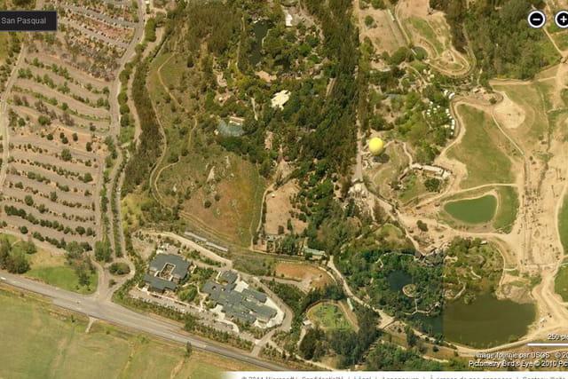 Le parc animalier de San Diego