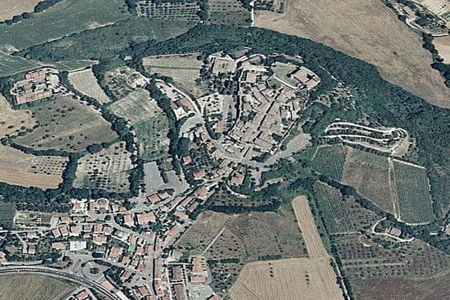 La citadelle de Gradara