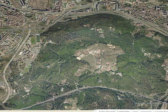 Le parc Eduardo VII