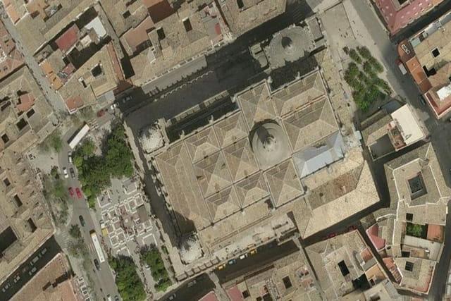 La cathédrale de Jaén